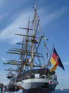 Gorch Fock auf der HanseSail