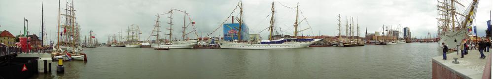 Gorch Fock - Sail 2005