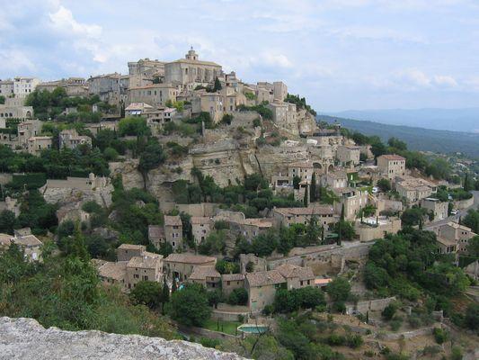 Gordes près d'Avignon