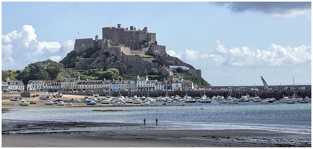 Gorey Castle....