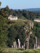 Gorges du Bès coté Cantal