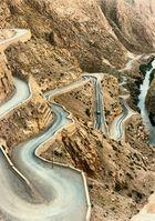 Gorges du Dadés, Maroc 1994