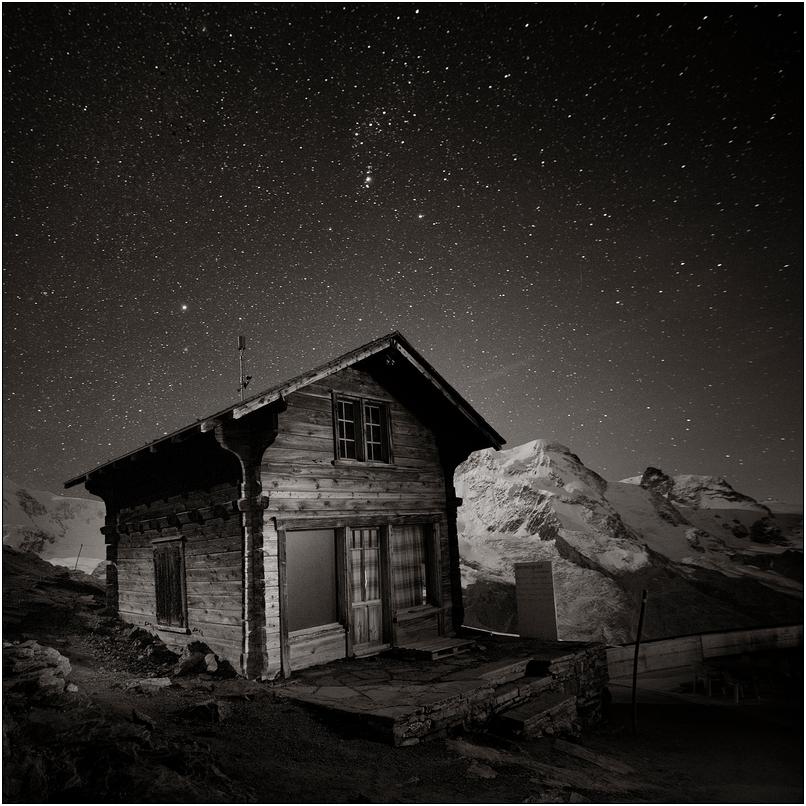 gornergrat hut