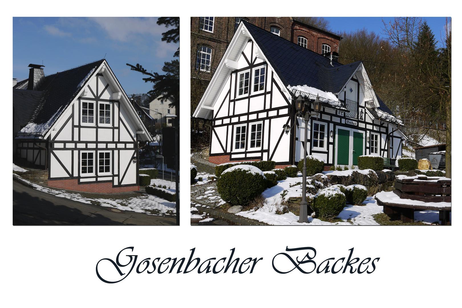 Gosenbacher Backes
