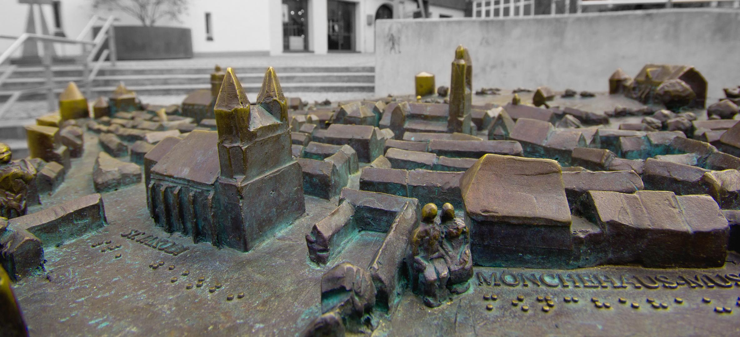 Goslar in Miniatur