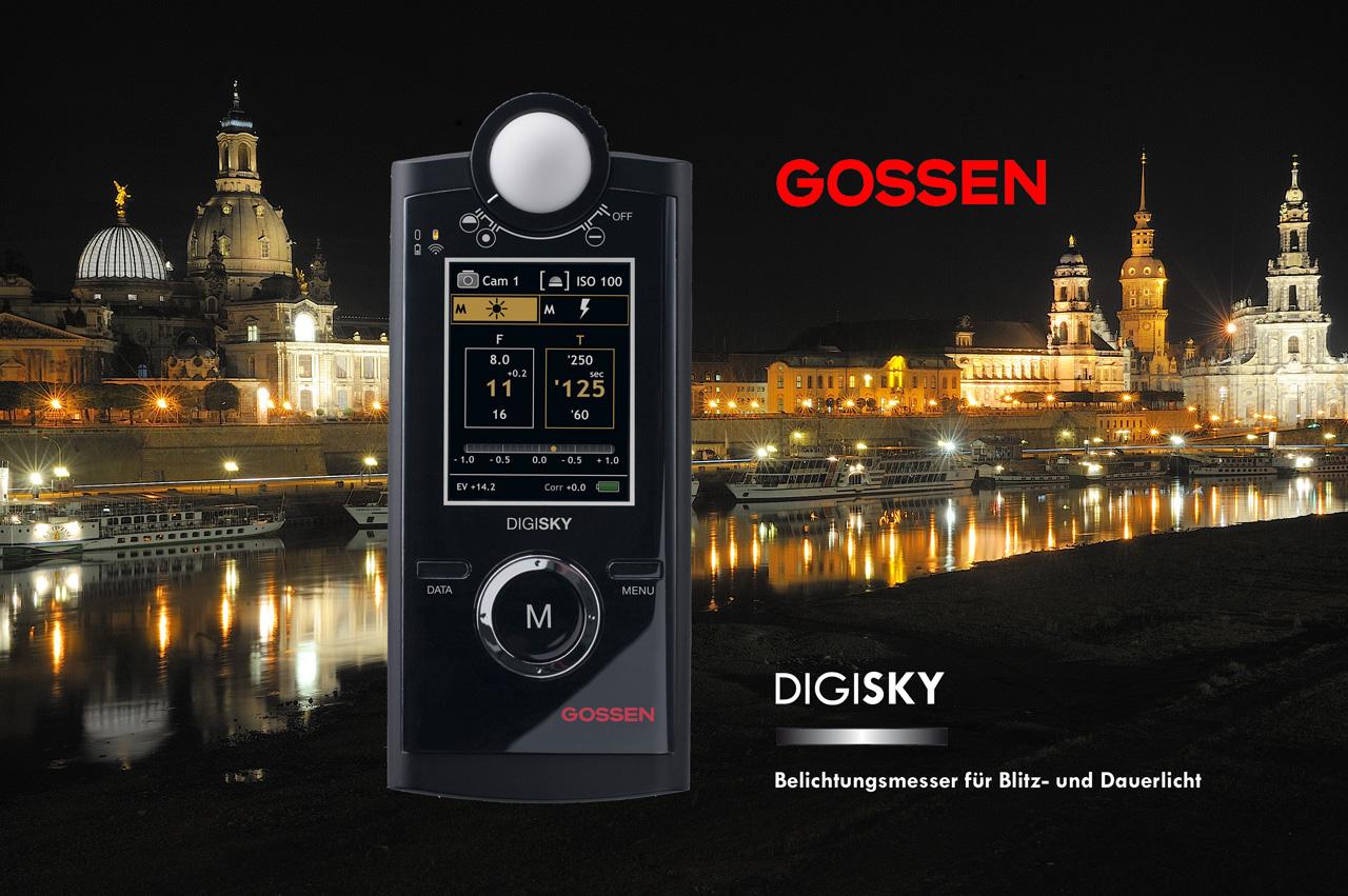 Gossen Digisky Prospekt