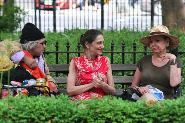 Gossip in Upper West