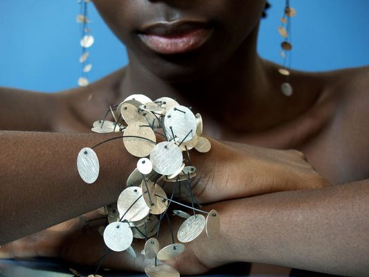 gotas de plata