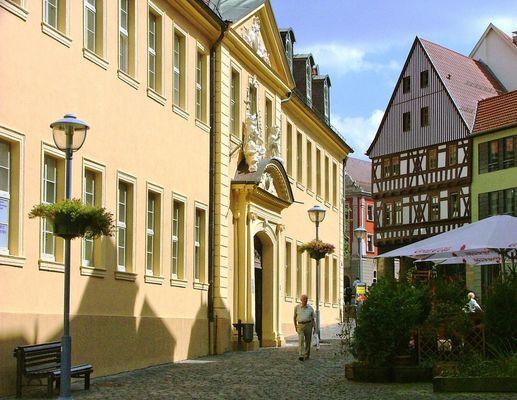 Gotha, Altes Hospital (Maria Magdalena)