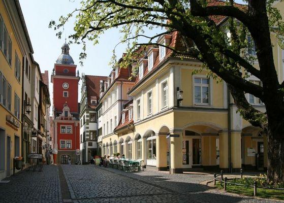 Gotha, Hünersdorfstraße