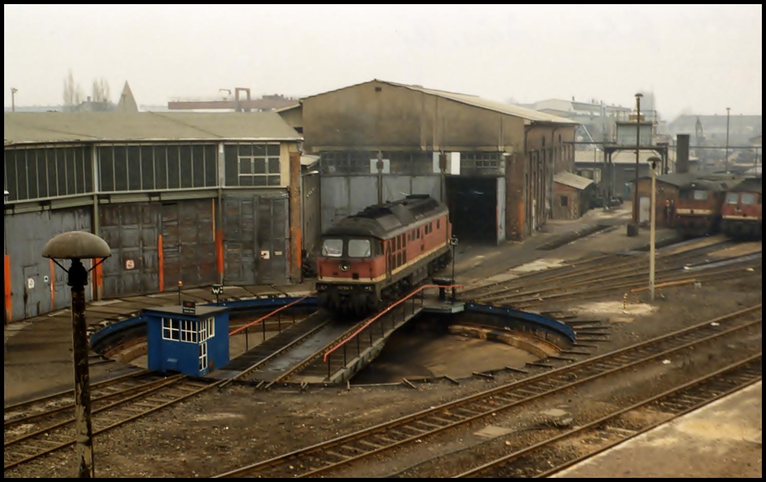 Gotha im März 1991