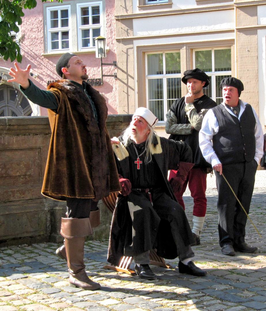Gotha spielt Theater (2)