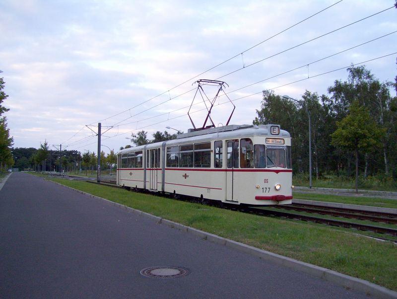 Gotha Zug am Buga Park