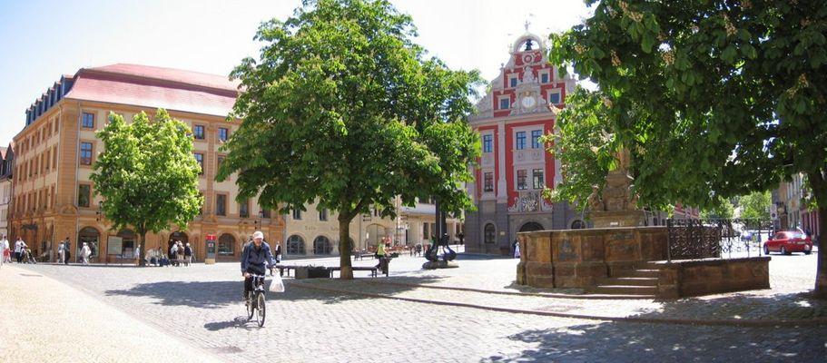Gothaer Rathaus