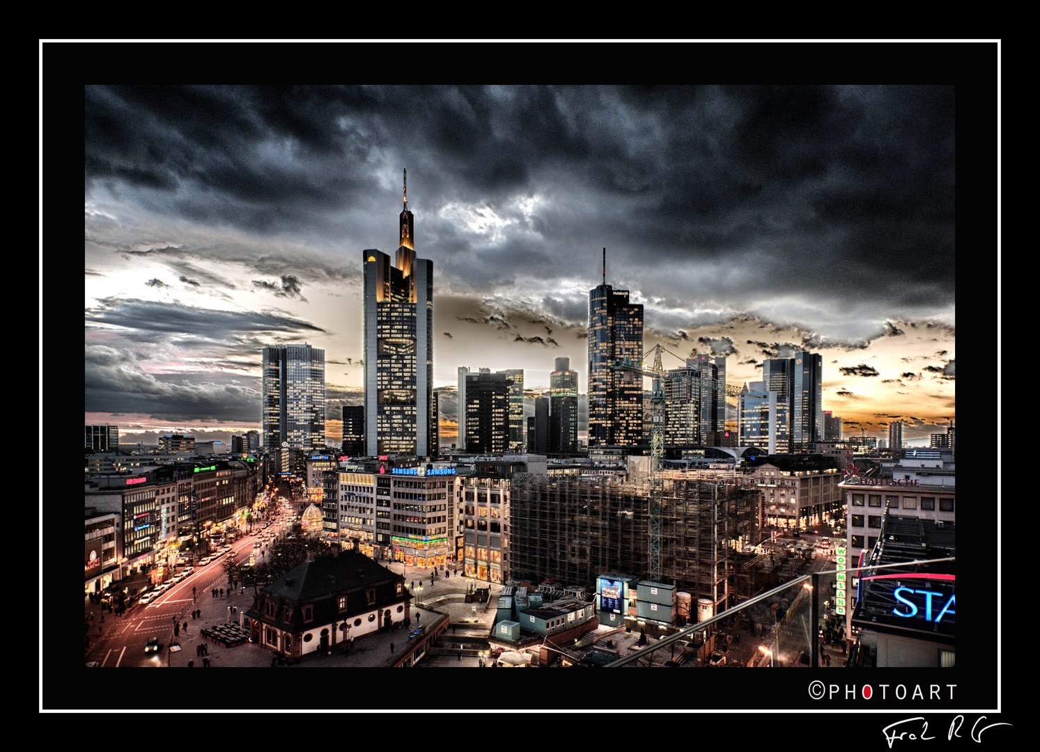 Gotham City, Batman's Heimatstadt