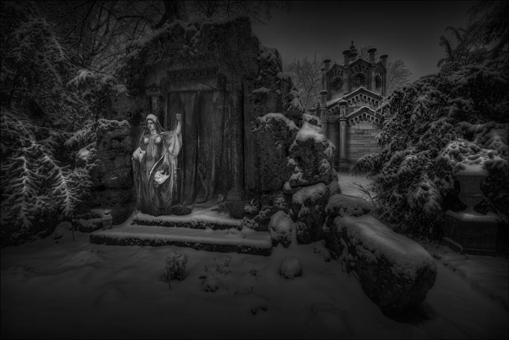 Gotham City Cemetery I