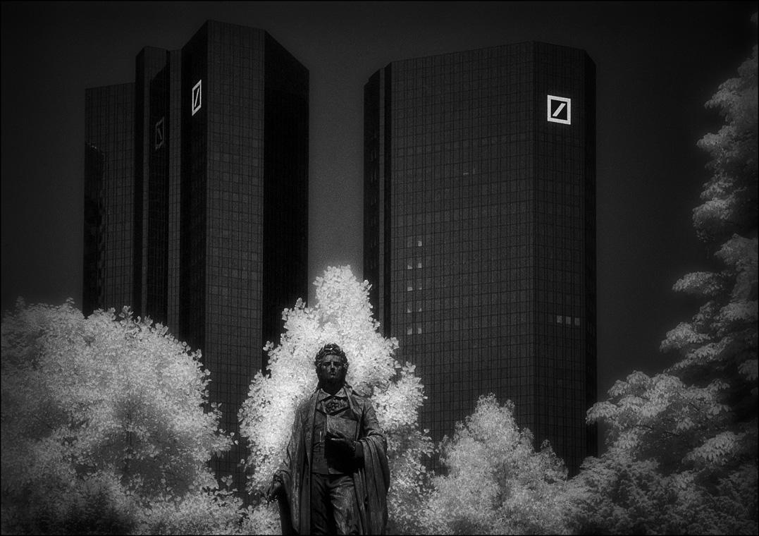 Gotham City - Der Geist und das Geld