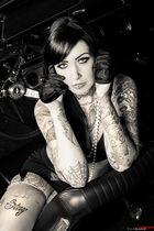 Gothesque-Girl Oktober 2013: Ginga Loco ))