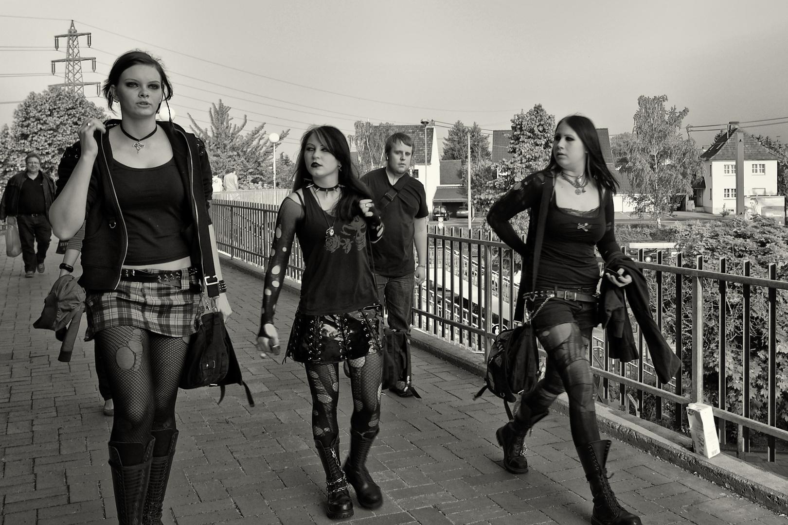 >Gothic-Girls