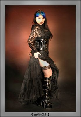 gothic, industrial, edel, lolita, alternativ