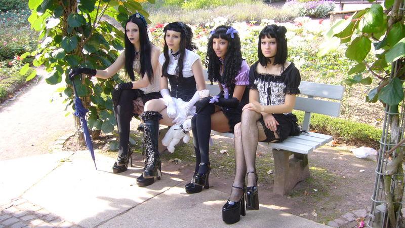 Gothic & Lolitas (Ero-Lolitas #1)
