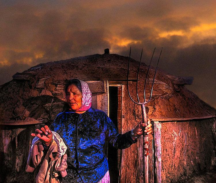 Gothic Navajo