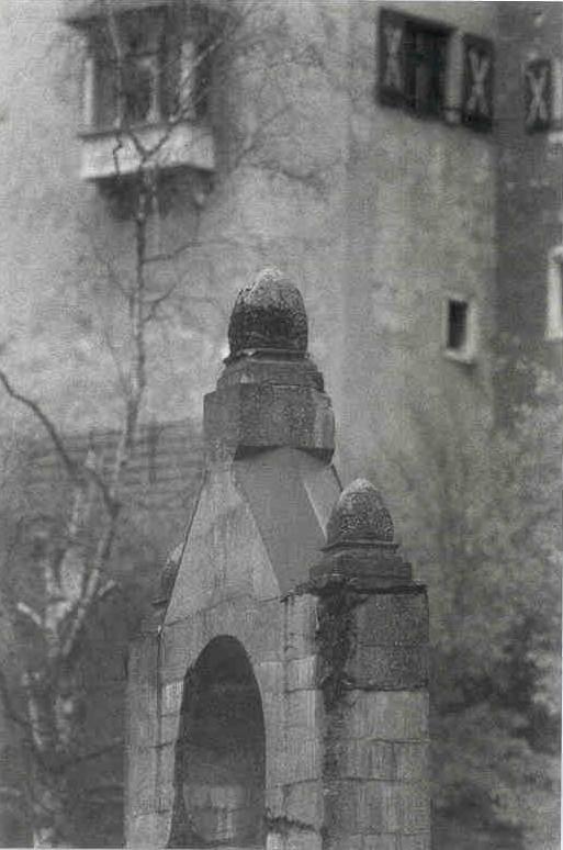 Gothic Torbogen