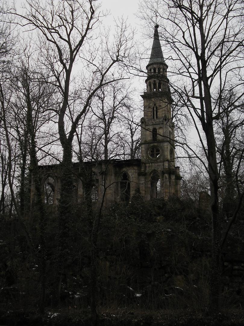 gothicKapellenruine