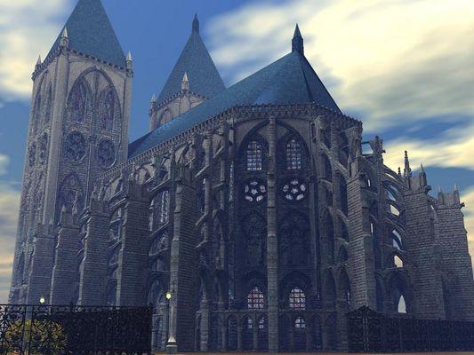 Gothische Kathedrale