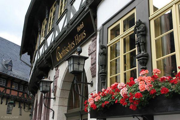 Gothisches Haus in Wernigerode