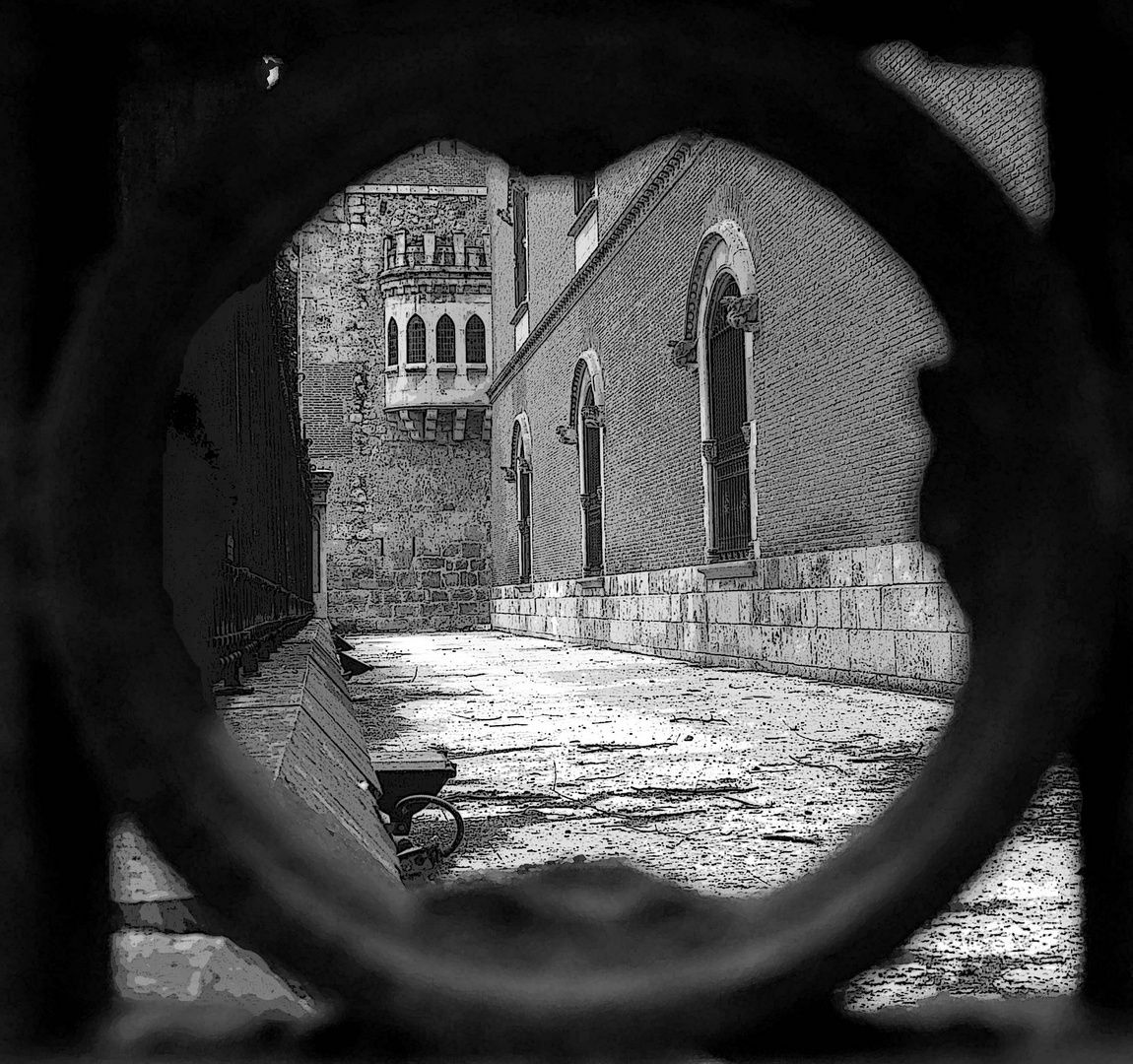 gotica-barroca. Alcalá