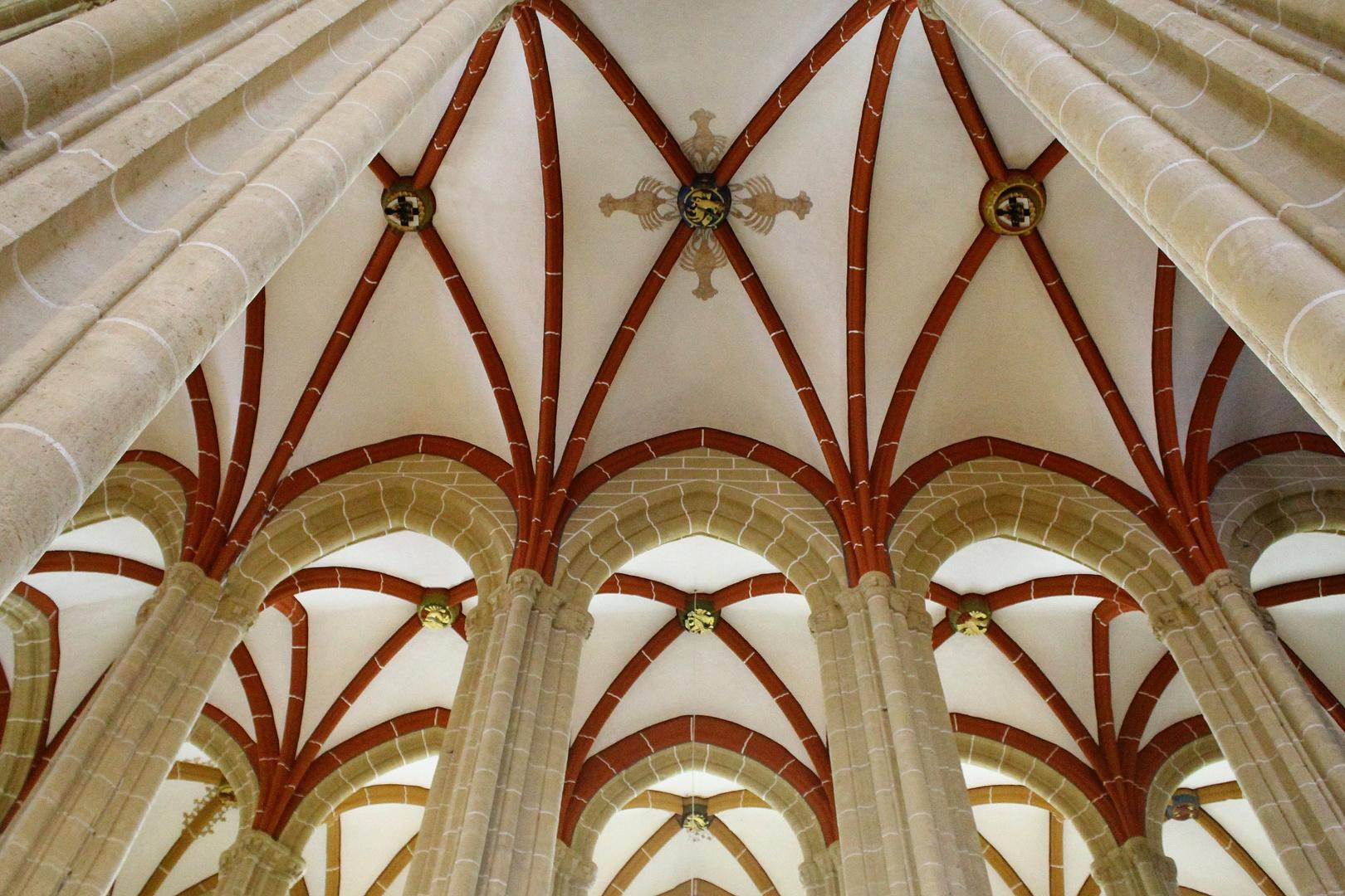 Gotische Pracht in der Mühlhäuser Marienkirche