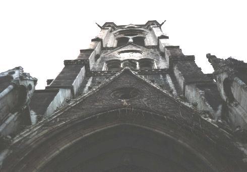 Gotisches Gotteshaus in Braunschweig