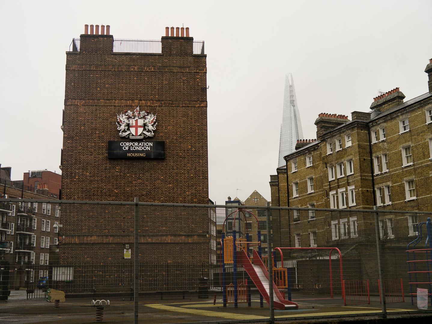 """""""Gott führe uns"""" - altes und neues London"""