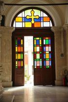 Gott hat eine Tür aufgelassen