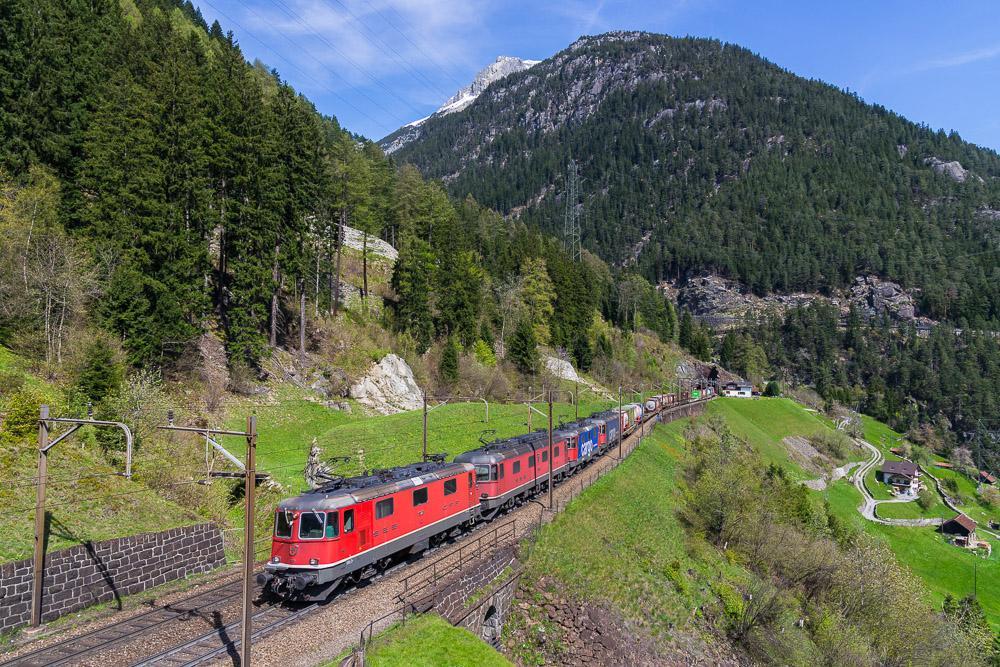 Gotthard-Power