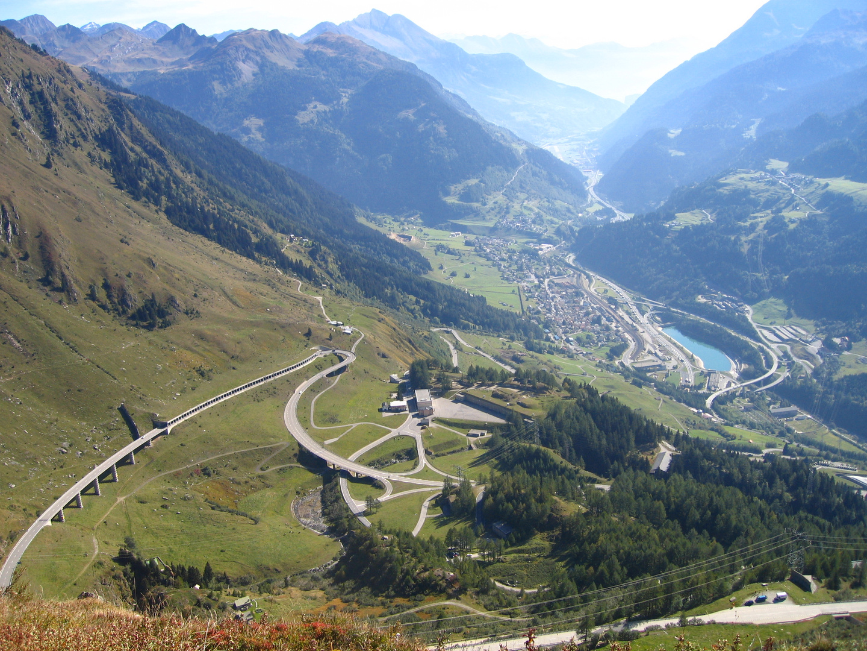Gotthardpass (Schweiz)