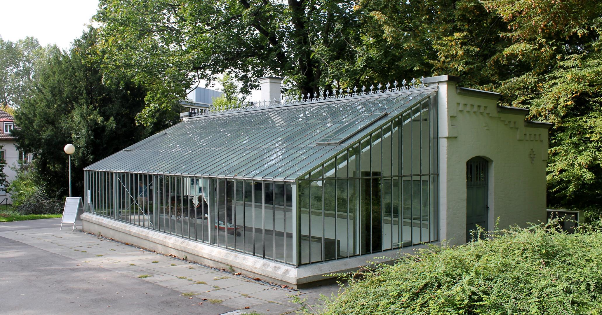Gottlieb Daimlers Werkstatt