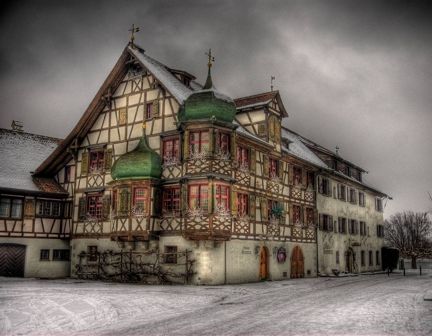 Gottlieben; Hotel Drachenburg (HDR)