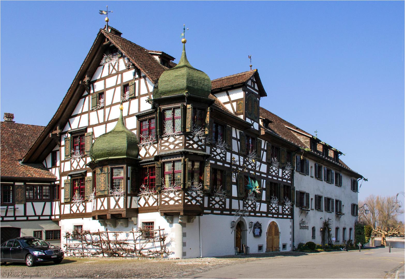 Gottlieben / TG - Hotel Drachenburg