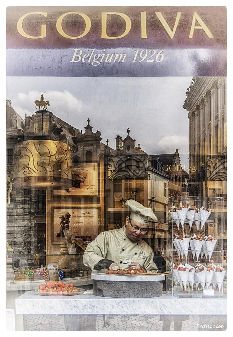 Gourmandise Bruxelloise
