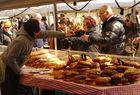 Gourmet-Markt an der Porta Nigra