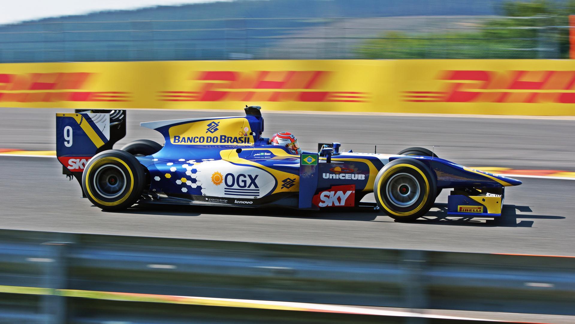 GP 2 Spa 2013