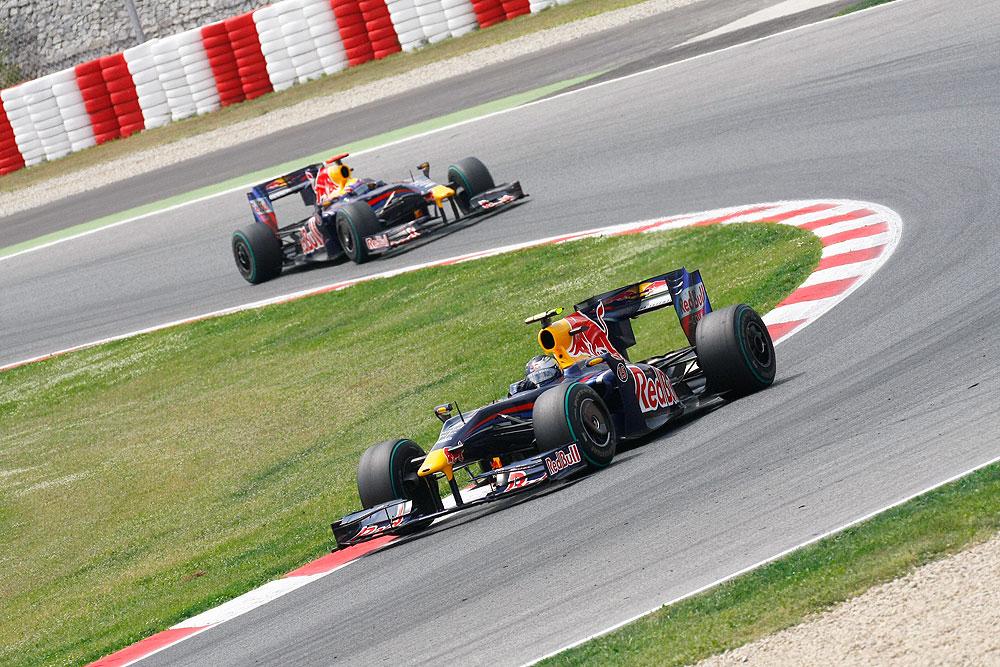 GP in Spanien 2009