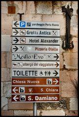 GPS  a Assisi