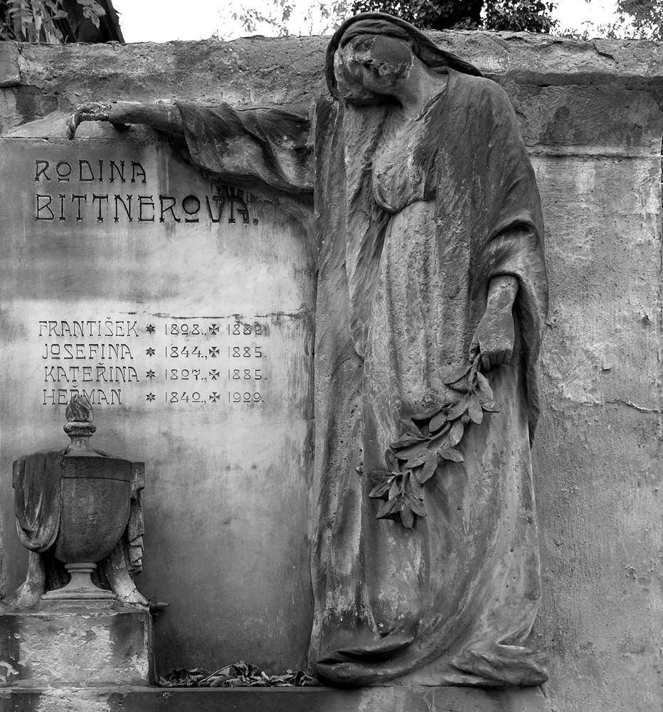 Grab der Familie Bittnerova