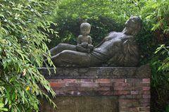 Grab von P. Modersohn-Becker