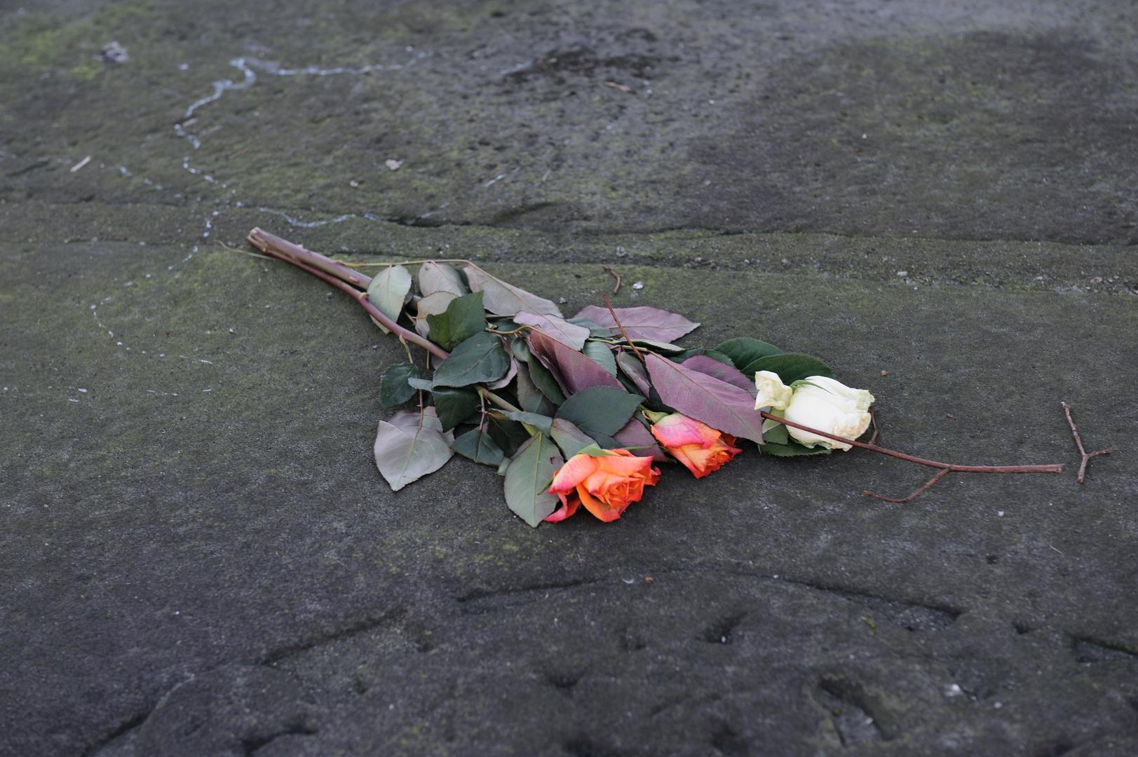 Grab von Theodor Stor in Husum