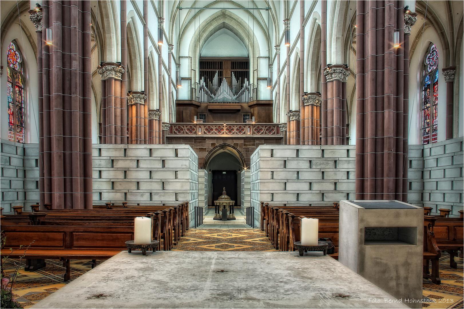 Grabeskirche St. Joseph ... zu Viersen