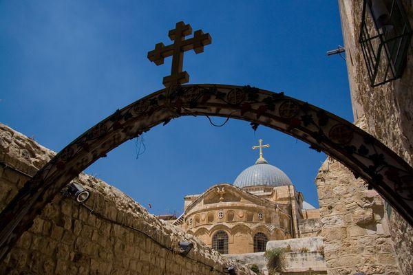 Grabeskirche (Yerushalayim)